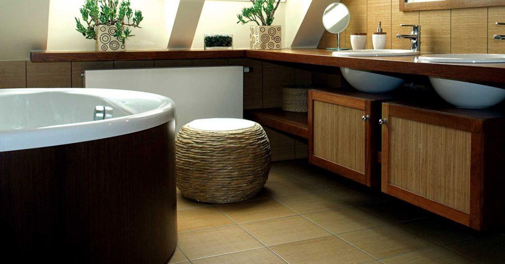 Categoria de produtos para banheiros