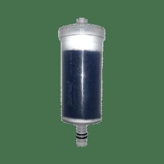 Vela para filtro de carvão blindada